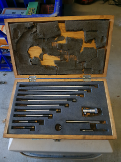 Mitutoyo Tubular Vernier Inside Micrometer, NOS