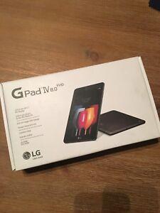 LG GPad IV 8.0 FHD