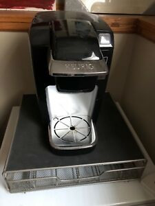 Mini Keurig and KCup drawer