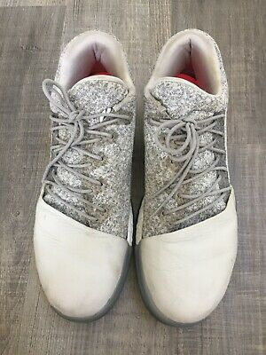 Adidas Harden Vol 1 Grey Colored Basketball Shoes Men's 13