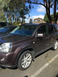2009 Nissan X-trail TI Wagon SAT NAV, REVERSE CAMERA, HEATED SEAT