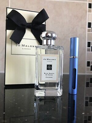 JO MALONE BLUE AGAVA & CACAO COLOGNE IN NEW 5ML ATOMISER (Archive Collection)