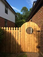 BRAMPTON - DECK , FENCE AND GATE REPAIR AND NEW INSTALLS