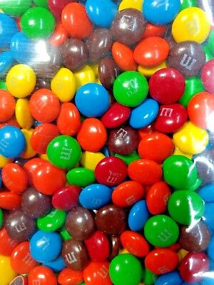 M&M's Semi Sweet Dark Chocolate Baking Bits 3 lbs (48 oz ) ()