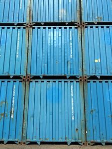 40ft shipping containers for RENT @ reduced to $3.20 Werrington County Penrith Area Preview