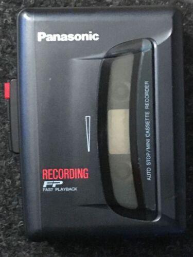 Panasonic RQ-L307 Cassette Recorder Walkman Talkman IV Auto Stop