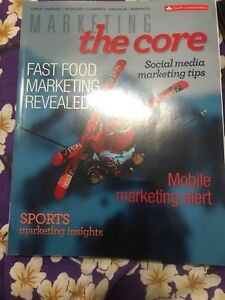 Marketing the core -4th edition