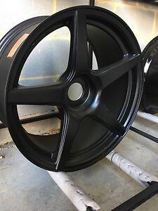 Vw golf wheels just traded Rockdale Rockdale Area Preview