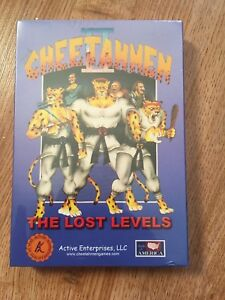 Cheetahmen 2 the lost levels Sealed NES Nintendo game