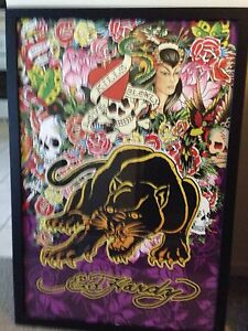 Ed Hardy wall hangings Panania Bankstown Area Preview
