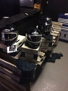 Helmets-In Box