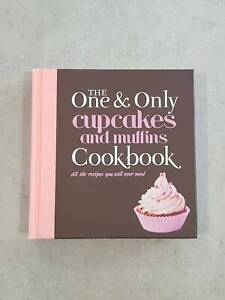 Cookbook - The one and only cupcakes and muffins Cookbook - Near  Rangeville Toowoomba City Preview