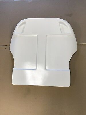 Belmont Dental Chair Bel-20 Br White Fiber Glass Frame Cover For Purity