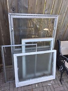 Window Glass ( clear and frosted)