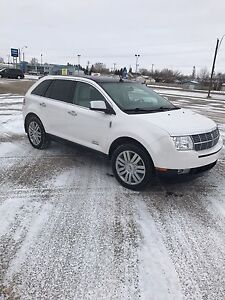 2010 Lincoln MKX Limited Edition
