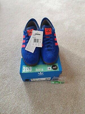 Adidas Dublin 2017. BNIBWT. UK Size 8.  **UK bidders only**