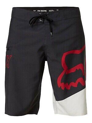 Fox Racing Men's Lapped Boardshorts Motocross Foxhead Logo Swim (Mens Racing Swimsuits)