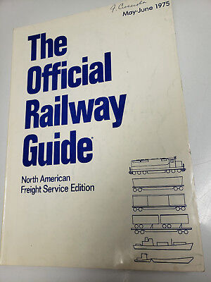 Official Guide of the Railways 1975 May June