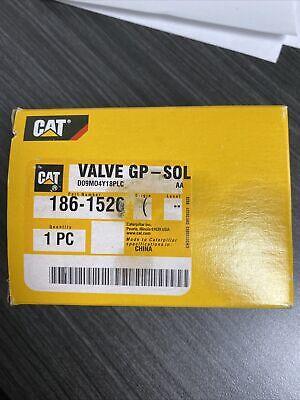1861526 186-1526 Valve Gp Sol Cat