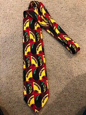 Vintage 1993 Old El Paso Tie Men's Neck Tie Necktie Mexican Food Cinco de Maya (Cinco De Maya)