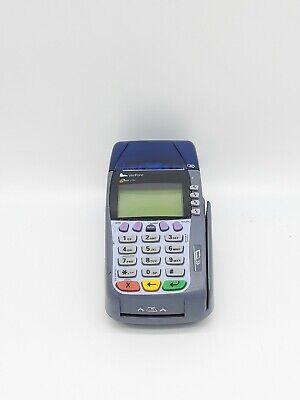 Verifone Omni 3750 Credit Card Terminal Reader Swiper With Cable Super Good