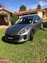 2013 Mazda Mazda3 Sedan Wagga Wagga Wagga Wagga City Preview