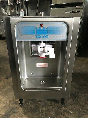 2016 Taylor 152 Soft Serve Frozen Yogurt Ice Cream Machine Warranty 1ph Air 115v