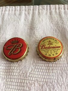 Old beer caps and a few NHL