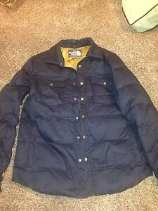 The north face men's insulated jacket.