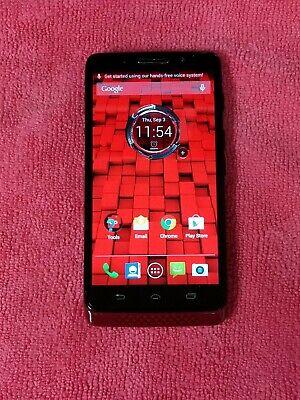 Motorola Droid Mini 16GB Red XT1030 (Verizon) Android Smartphone VG405