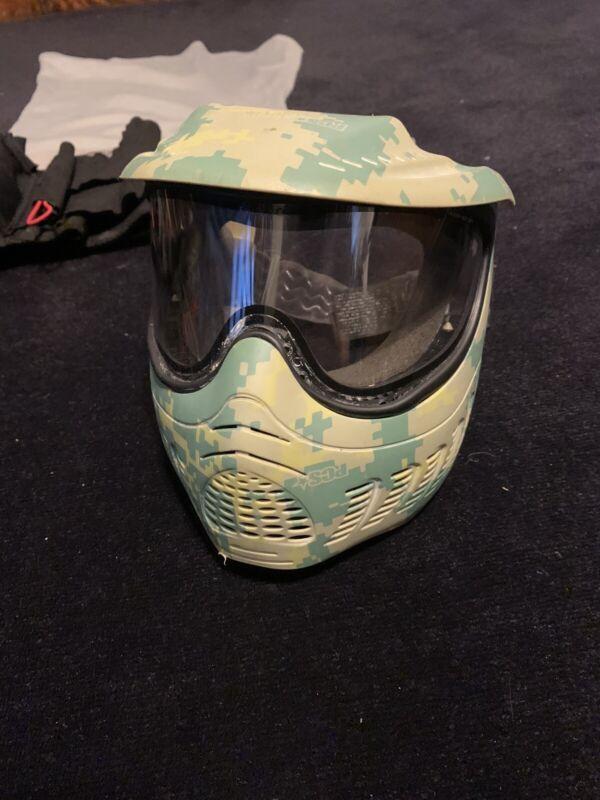 Extreme Rage 20/20 Paintball Mask
