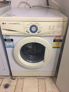 LG 7kg Washing Machine Waverley Eastern Suburbs Preview