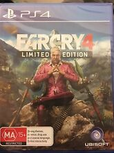 Farcry4 limited edition ps4 Scoresby Knox Area Preview