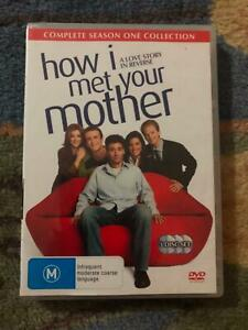 How I Met Your Mother Season 1 DVD Set Forest Glen Maroochydore Area Preview