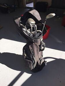 Cougar golf bag and clubs Glenwood Blacktown Area Preview