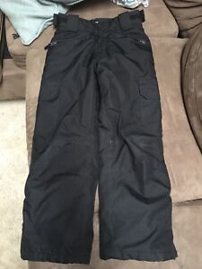 Kids size 8 snow pants