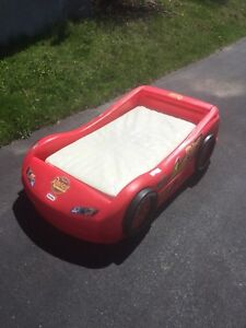(SOLD PPU) Cars Toddler Bed