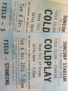 Coldplay Tickets Miami Gold Coast South Preview
