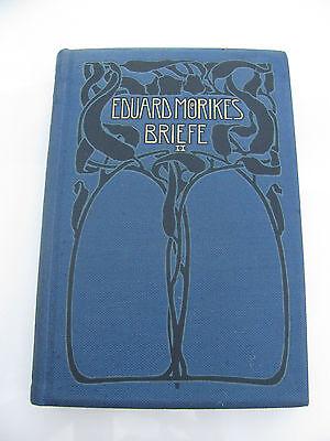1904 Eduard Mörike Briefe
