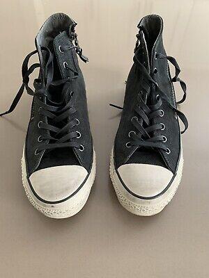 Converse Black Size 10 John Varvatos