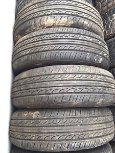 Four new tires 195/70r14 $100