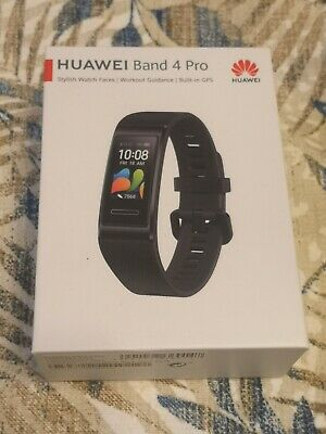 HUAWEI Band 4 Pro Smartband Pedometro Cardiofrequenzimetro GPS Ossimetro