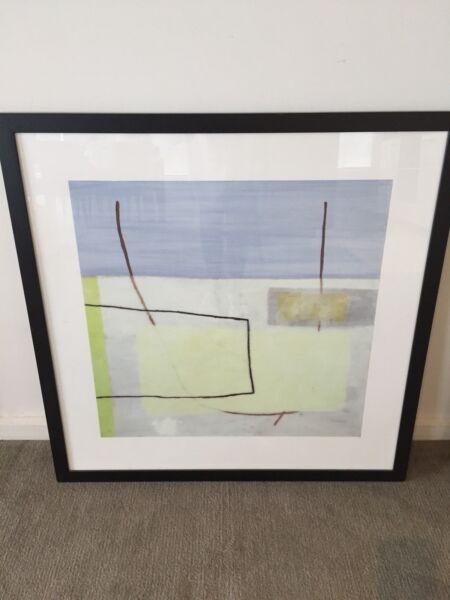 X2 Large Framed Prints | Picture Frames | Gumtree Australia ...