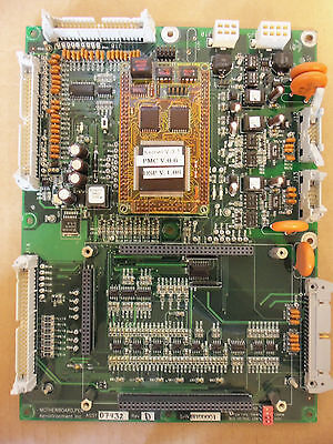 Aerovironment Motherboard  Pem 07432 Bp100001 Av 07433 Circuit Board