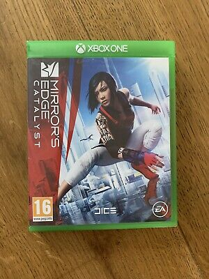 Mirrors Edge: Catalyst (Xbox One) segunda mano  Embacar hacia Spain