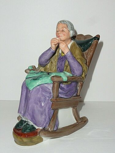 Royal Doulton Figurine A Stitch In Time HN2352