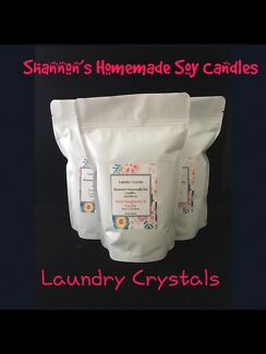 Fragranced Laundry Crystals