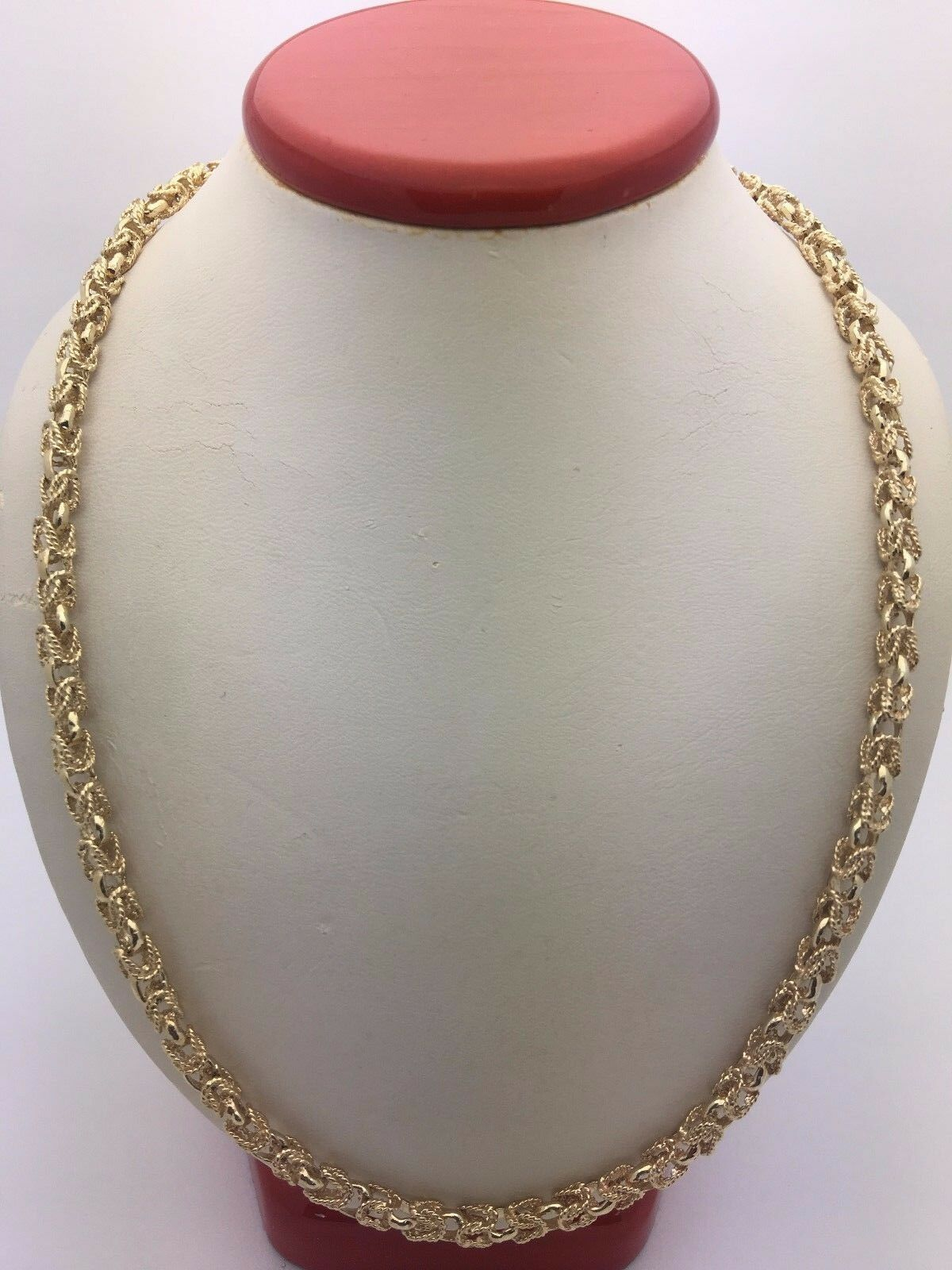 necklace product sterling filled turkish roundmaille gold chains silver