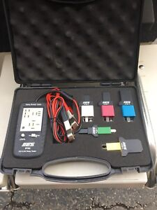 ES automotive relay tester