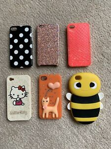 iPhone 5 cases - set of 6